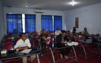 Koordinasi Pemeringkatan APT Lembaga dan Badan UGJ