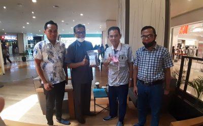 Pembahasan Kerjasama Dengan Ketua Kelompok Tani Indonesia